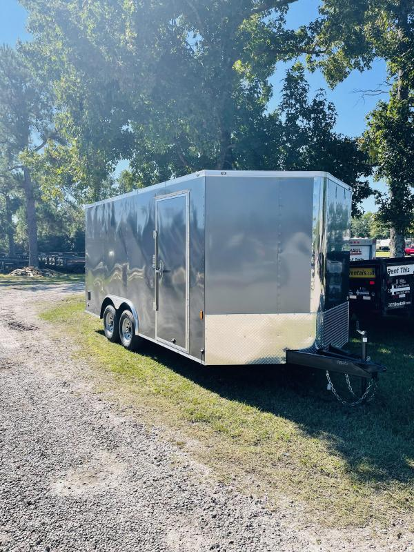 2022 Forest River 8.5X16TA3 Enclosed Cargo Trailer