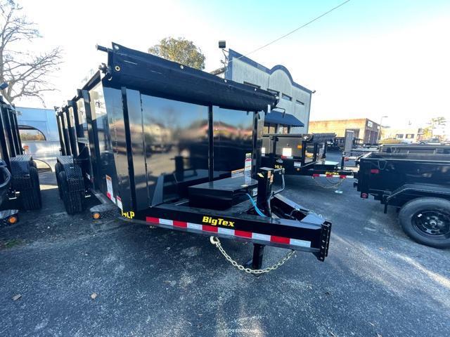 2022 Big Tex Trailers 14LP-16BK-P4 Dump Trailer
