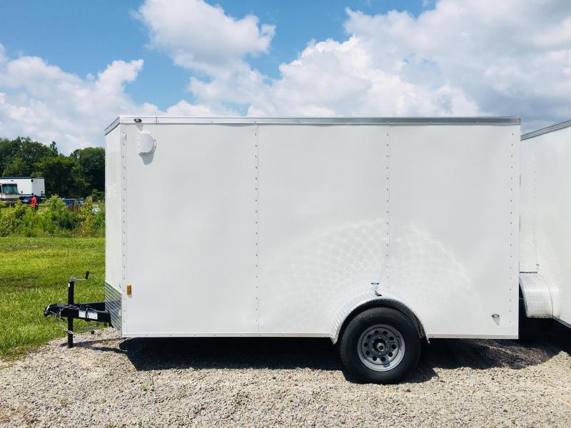 2021 Continental Cargo NS612SA Enclosed Cargo Trailer
