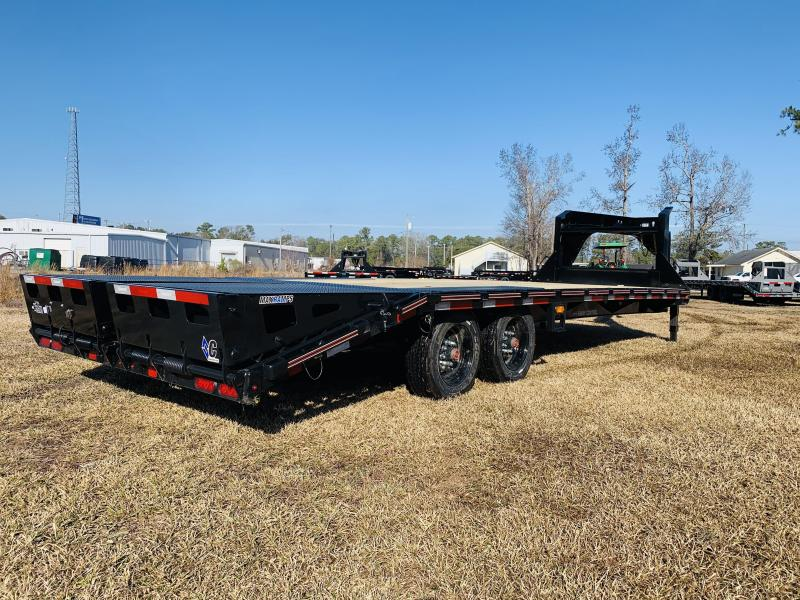 2021 Diamond C Trailers FMAX208 20+5 Flatbed Trailer
