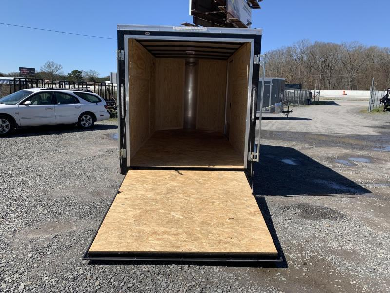2021 Doolittle 6 x 12 Enclosed Cargo Trailer