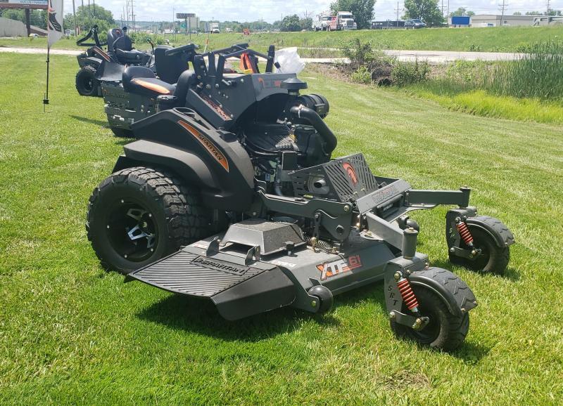 """2021 Spartan Mower 61"""" KG - XD Lawn Mowers"""