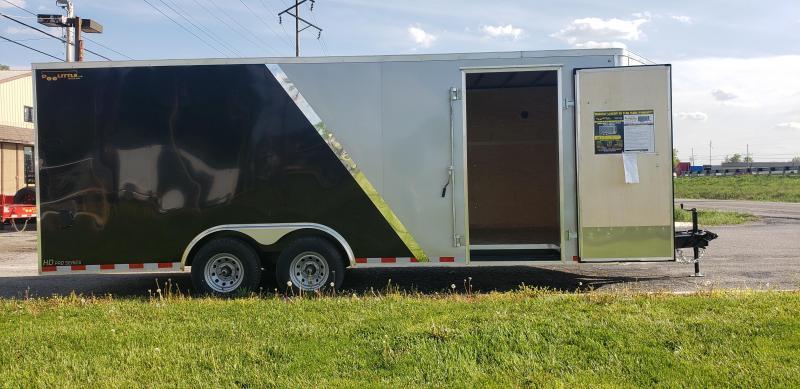 2021 Doolittle 8.5 X 20 Enclosed Cargo Trailer