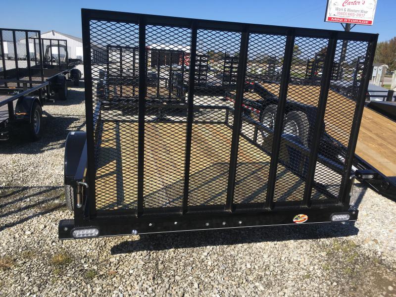2019 Doolittle Trailer Mfg 77 x 10 Rally Sport Utility Trailer