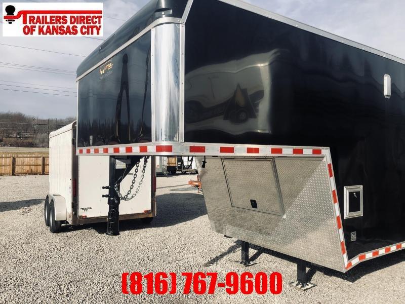 2021 Doolittle 8.5 X 30 Enclosed Cargo Trailer