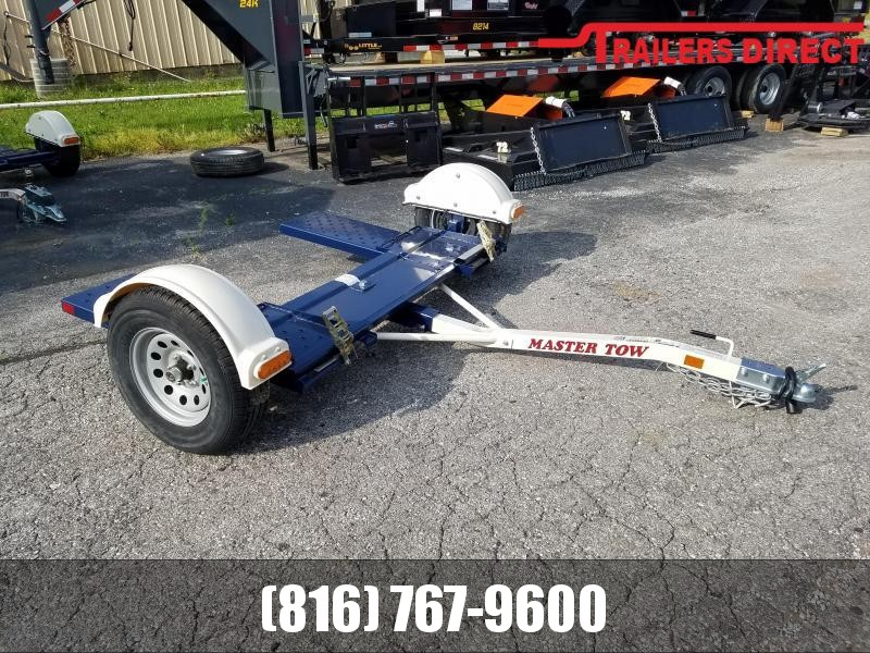 2019 Master Tow SURGE BREAK Tow Dolly
