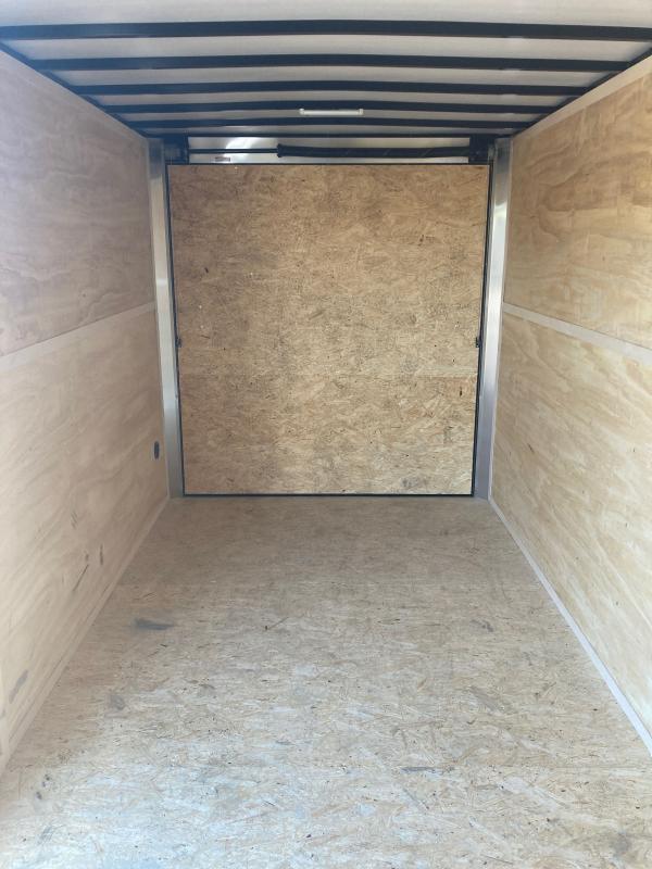 2022 Doolittle 7 X 14 Enclosed Cargo Trailer