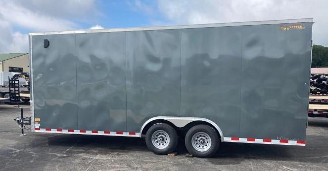 2022 Doolittle 8.5 x 20 Ramp Door Enclosed Cargo Trailer