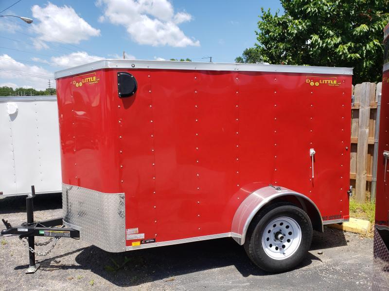 2020 Doolittle Trailer Mfg 5 x 8 Enclosed Cargo Trailer