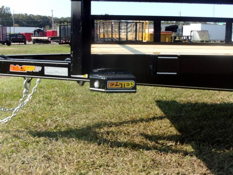 2021 Doolittle 77 x 16 Rally Sport Utility Trailer