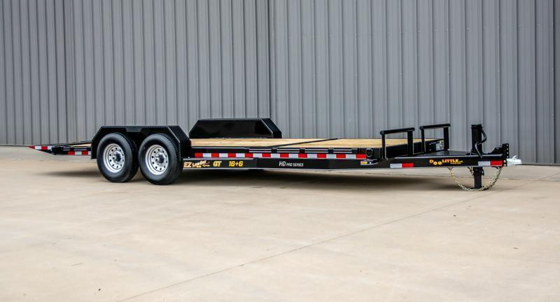 2021 Doolittle 82 x 22 Equipment Trailer