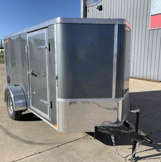 2022 Doolittle Trailer Mfg 6 x 10 Enclosed Cargo Trailer