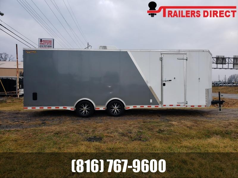 2020 Doolittle 8.5 X 24 Enclosed Cargo Trailer