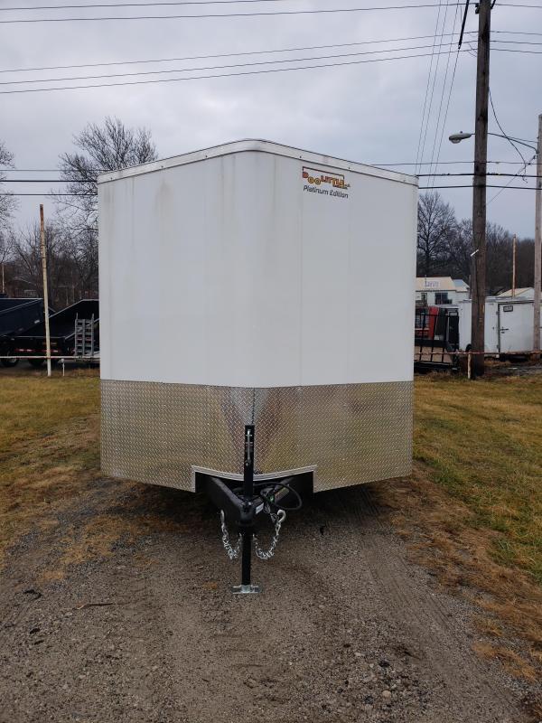 2020 Doolittle 8.5 X 24 Enclosed Cargo Trailer