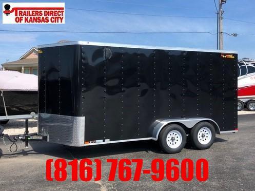 2021 Doolittle 7 x 14 Cargo Enclosed Trailer
