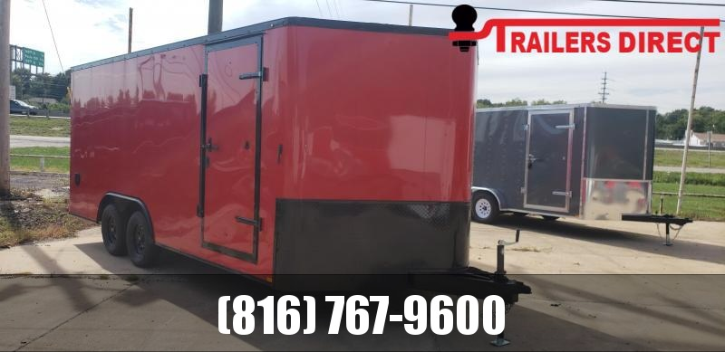 2020 Doolittle Trailer Mfg 8.5 x 18 Enclosed Cargo Trailer