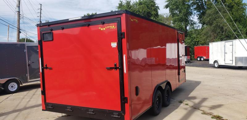 2020 Doolittle Trailer Mfg 8.5 x 18 Enclosed Cargo Trailer