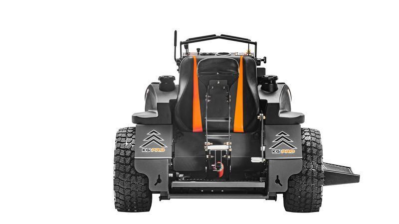 2021 Spartan KG Pro Zero Turn Lawn Mowers