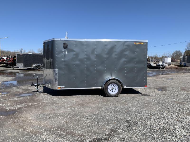 2021 Doolittle Trailer Mfg 6 x 12 Enclosed Cargo Trailer