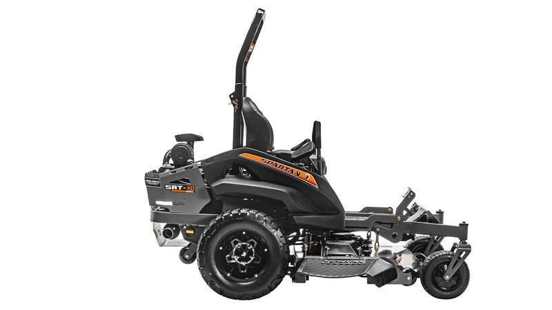 "2021 Spartan 72"" SRT-XD Lawn Mower"