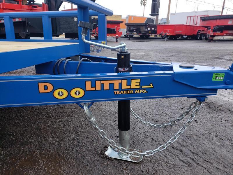 2020 Doolittle Trailer Mfg 77 x 12 Utility Trailer