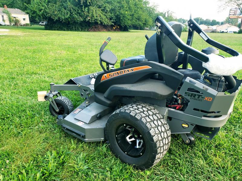 "2021 Spartan Mower 61"" SRT-XD Lawn Mowers"