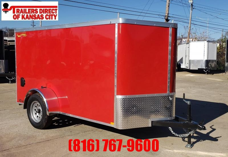 2021 Doolittle Trailer Mfg 5 x 10 Enclosed Cargo Trailer