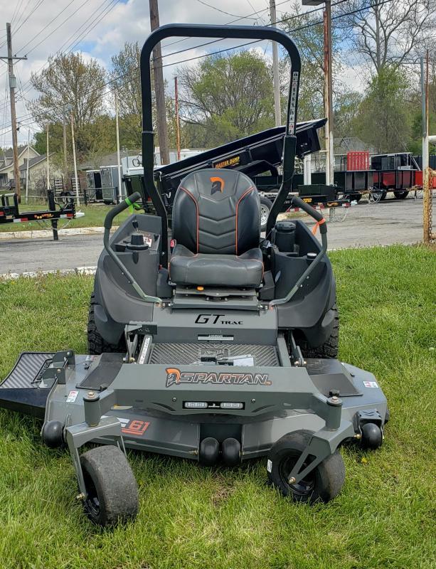2021 Spartan RZ- HD Zero Turn Lawn Mower