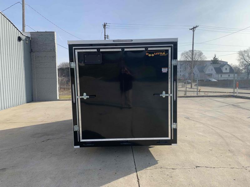 2022 Doolittle 7 x 16 Ramp Door Enclosed Cargo Trailer