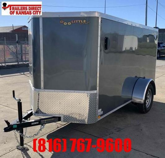 2021 Doolittle 6 x 10 Cargo Enclosed Cargo Trailer