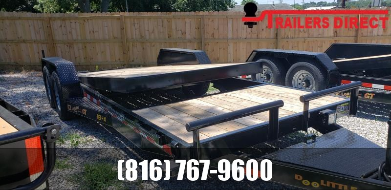 2020 Doolittle 82 x 22 Equipment Trailer