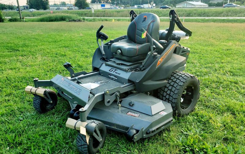 "2021 Spartan 61"" SRT-XD Zero Turn Lawn Mowers"