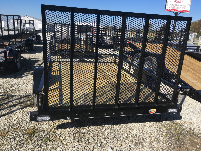 2019 Doolittle Trailer Mfg 77 x 10 Rally Sport Utility Trailer