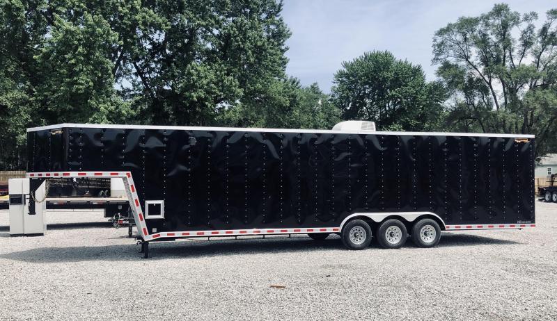 2020 Doolittle 8.5 X 30 Gooseneck Enclosed Cargo Trailer