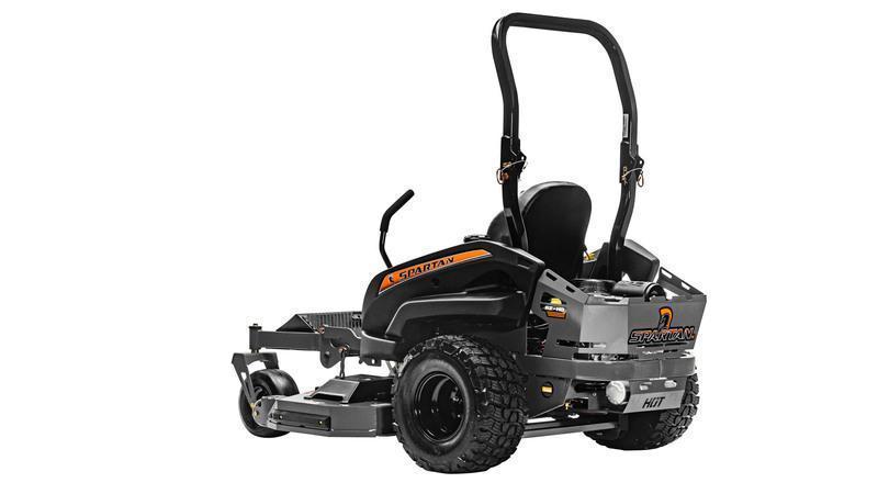 "2021 Spartan 54"" RZ-HD Lawn Mower"