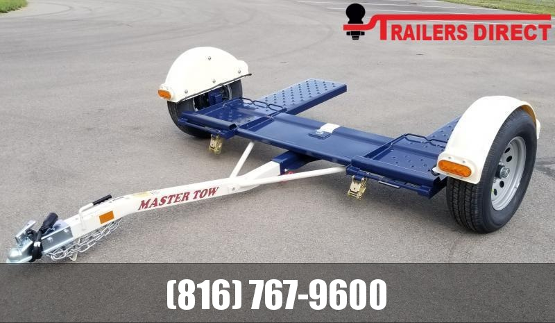 2020 Master Tow 80 THD ELECTRIC BRAKE Tow Dolly