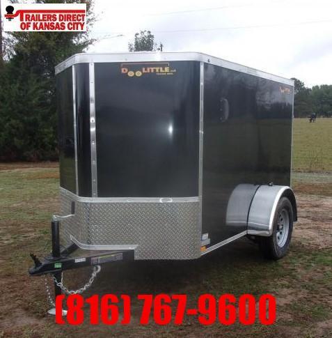 2021 Doolittle Trailer Mfg 5 x 8 Enclosed Cargo Trailer