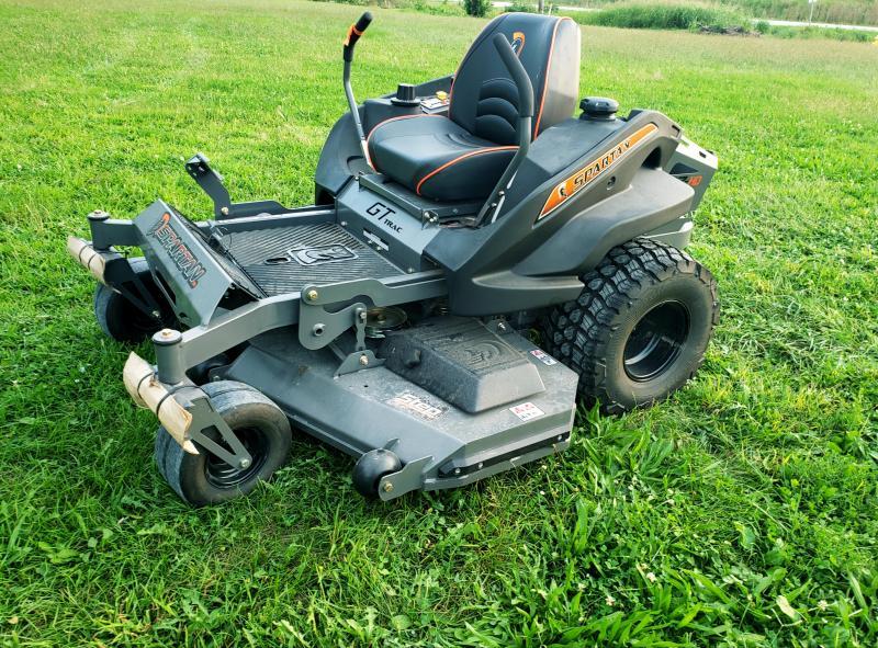 "2021 Spartan 61"" RZ-HD Zero Turn Lawn Mower"