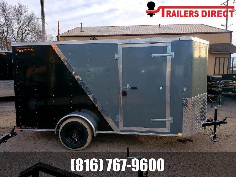 2020 DooLitttle Trailers 6 x 12 Enclosed Cargo Trailer
