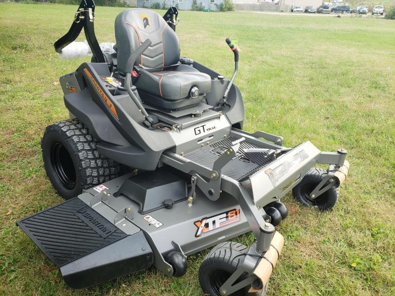 "2021 Spartan 61"" RT-HD Lawn Mower"