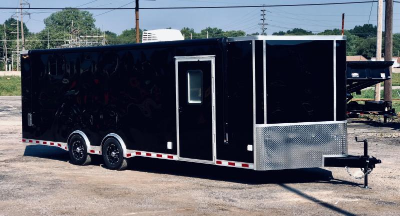 2022 Doolittle 8.5 x 24 Fully Loaded Enclosed Cargo Trailer