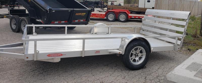2021 Cherokee 76 x 12 Utility Trailer