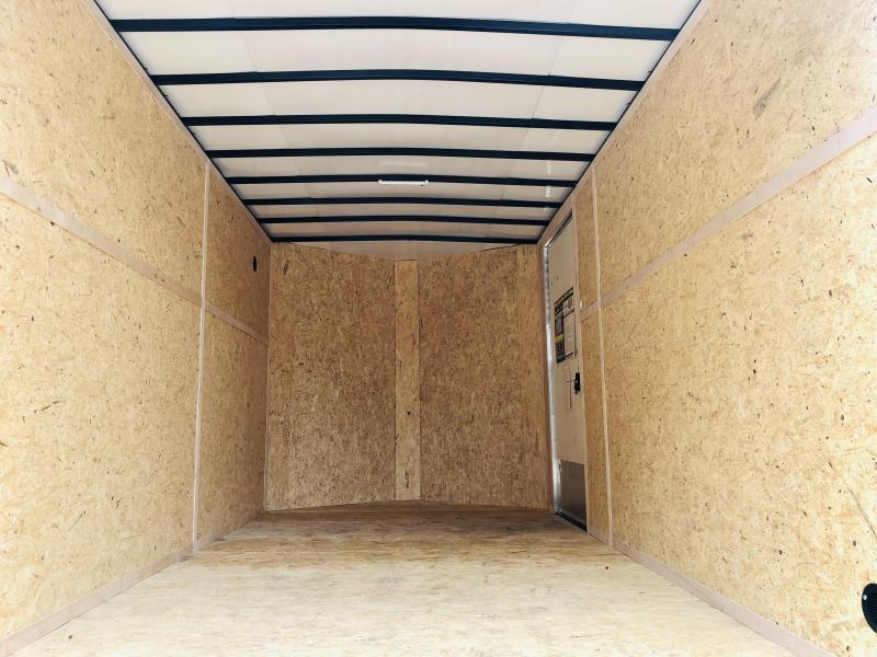 2022 Doolittle 7 x 16 Barn Door Enclosed Cargo Trailer