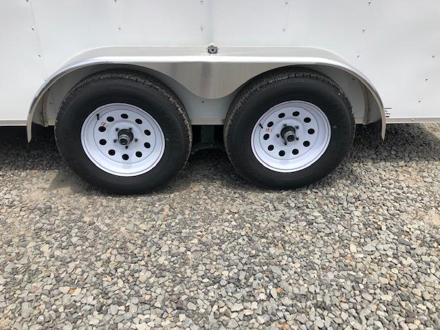 2019 Doolittle 7 x 14 Enclosed Cargo Trailer