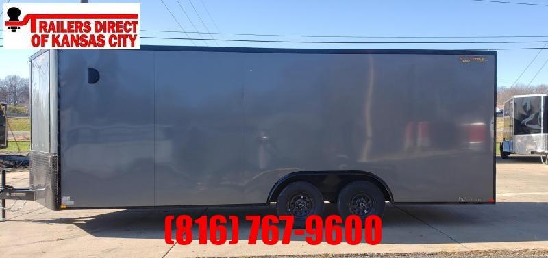 2021 Doolittle Trailer Mfg 8.5 X 20 Enclosed Cargo Trailer