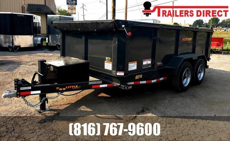 2020 Doolittle 82 x 14 Dump Trailer
