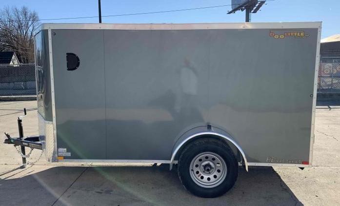 2022 Doolittle 6 x 10 Enclosed Cargo Trailer