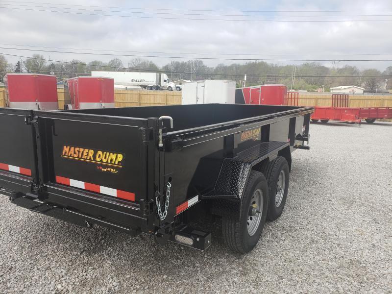 2021 Doolittle Trailer Mfg 82 X16 Dump Trailer