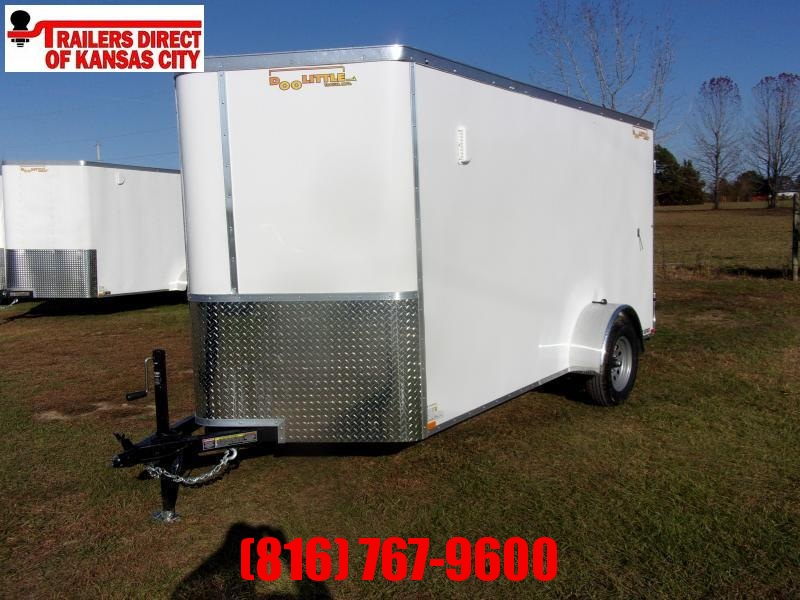 2021 Doolittle Trailer Mfg 6 x 12 Cargo Enclosed Cargo Trailer