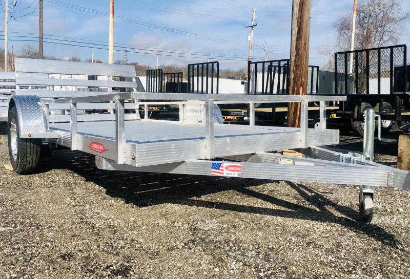 2021 Cherokee 76 x 12 Aluminum Utility Trailer
